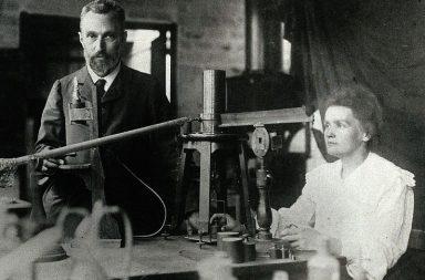 Foto: Pierre y Marie Curie