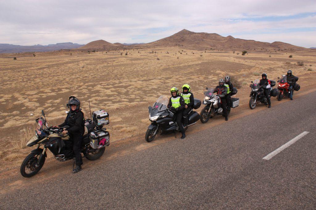 Grupo en Marruecos1