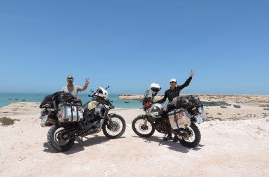 Llegada a Cabo Barbas
