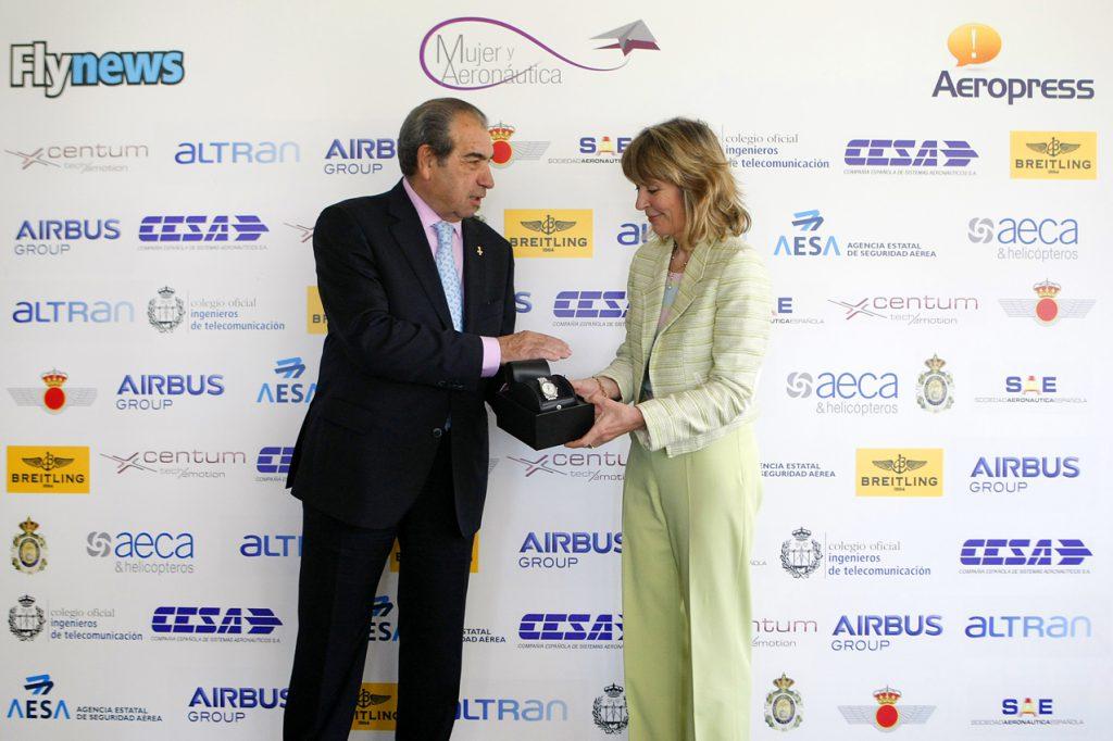 T. BUSTO - AIRBUS - I PREMIO MyA
