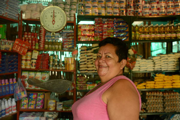 Ligia, Emprendedora mayor de 60 de la FMBBVA en Colombia