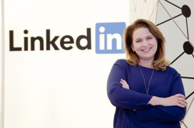 Sarah Harmon_Head of LinkedIn Talent Solutions