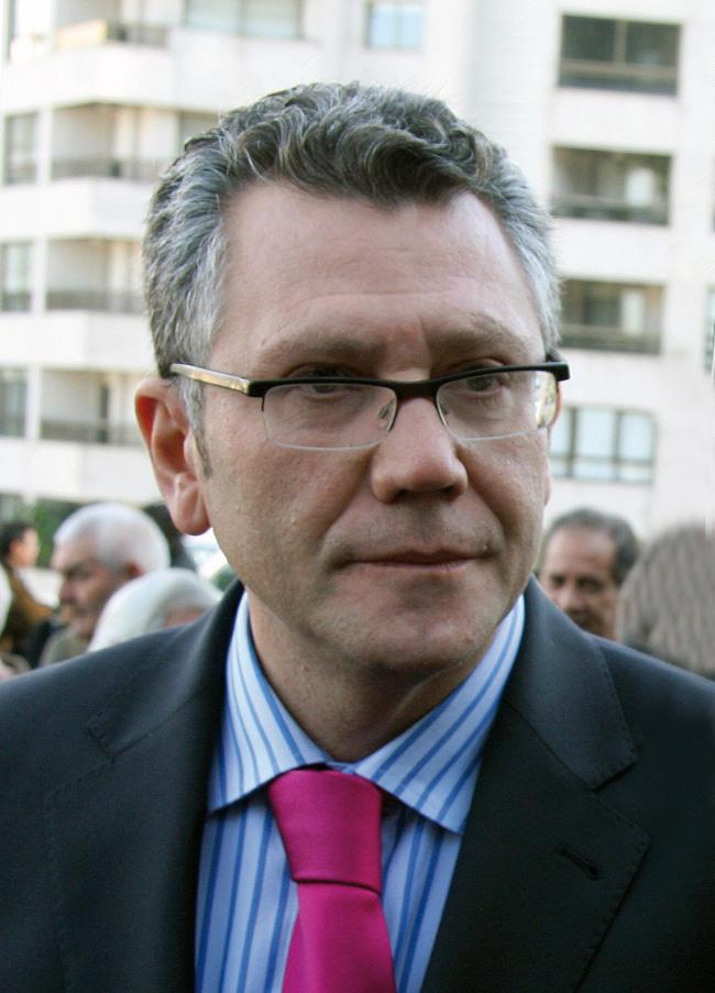 Javier Touza, presidente de ARVI y de Fundamar