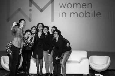Women_in_Mobile Fundadoras y equipo